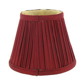 Mini Round Pleated Lamp Shade